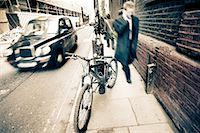 Street Scene in London, England    Stock Photo - Premium Rights-Managednull, Code: 700-01196232