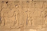 egyptian hieroglyphics - Detail of Temple of Amun at Karnak, Luxor, Egypt    Stock Photo - Premium Rights-Managednull, Code: 700-01196260