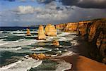 The Twelve Apostles, Port Campbell National Park, Great Ocean Road, Victoria, Australia    Stock Photo - Premium Rights-Managed, Artist: Jochen Schlenker, Code: 700-01200119