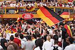 German Fans Celebrating World Cup, Hannover, Germany    Stock Photo - Premium Rights-Managed, Artist: Mike Randolph, Code: 700-01224336