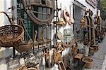Antique Store, Chinchon, Spain    Stock Photo - Premium Rights-Managed, Artist: Mike Randolph, Code: 700-01224398