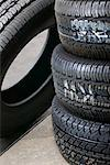 Tires Stock Photo - Premium Royalty-Free, Artist: Scanpix Creative         , Code: 604-01231579