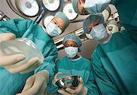Portrait of Surgeons    Stock Photo - Premium Rights-Managednull, Code: 700-01234819