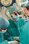 Doctors Performing Surgery    Stock Photo - Premium Rights-Managed, Artist: Masterfile, Code: 700-01234850