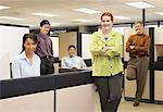 Group Business Portrait    Stock Photo - Premium Rights-Managed, Artist: Artiga Photo, Code: 700-01234997