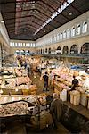 Central Market, Athens, Greece    Stock Photo - Premium Rights-Managed, Artist: R. Ian Lloyd, Code: 700-01235345