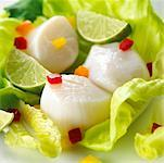 Ceviche    Stock Photo - Premium Rights-Managed, Artist: Michael Mahovlich, Code: 700-01236283