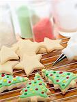 Christmas Cookies    Stock Photo - Premium Rights-Managed, Artist: Nora Good, Code: 700-01236561