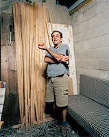 Portrait of Man Indoors    Stock Photo - Premium Rights-Managednull, Code: 700-01236799