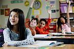 Children in Classroom    Stock Photo - Premium Rights-Managed, Artist: David Schmidt, Code: 700-01236807