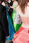 Teens at Prom