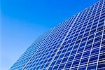 Solar Panel and Sky    Stock Photo - Premium Rights-Managed, Artist: Bernd Eberle, Code: 700-01248383