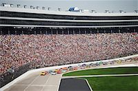 NASCAR Race, Texas, USA    Stock Photo - Premium Rights-Managednull, Code: 700-01248656