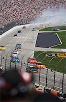 NASCAR Race, Texas, USA    Stock Photo - Premium Rights-Managednull, Code: 700-01248657