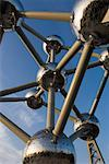 Atomium, Brussels, Belgium    Stock Photo - Premium Rights-Managed, Artist: Ben Seelt, Code: 700-01249150