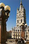 Town Hall, Ghent, Belgium    Stock Photo - Premium Rights-Managed, Artist: Ben Seelt, Code: 700-01249357