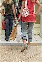 Teenagers Shopping    Stock Photo - Premium Royalty-Freenull, Code: 600-01275541