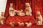 Nativity Scene    Stock Photo - Premium Rights-Managed, Artist: Masterfile, Code: 700-01296275