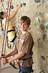 Children in Climbing Gym    Stock Photo - Premium Rights-Managed, Artist: Masterfile, Code: 700-01344825