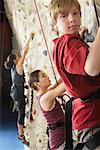 Children in Climbing Gym    Stock Photo - Premium Rights-Managed, Artist: Masterfile, Code: 700-01344831