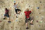 Children in Climbing Gym    Stock Photo - Premium Rights-Managed, Artist: Masterfile, Code: 700-01344836