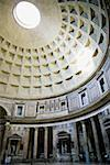 Inside the Pantheon in Rome Italy Stock Photo - Premium Royalty-Free, Artist: Tim Hurst, Code: 640-01353481