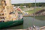 Gatun Lock, Panama Canal, Panama