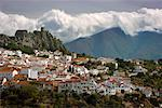 Town of Gaucin, Andalucia, Spain    Stock Photo - Premium Rights-Managed, Artist: Daryl Benson, Code: 700-01378778