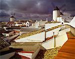 Spanish Village, Campo de Criptana, La Mancha, Spain