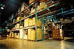 Warehouse    Stock Photo - Premium Royalty-Free, Artist: Ken Davies, Code: 600-01380903