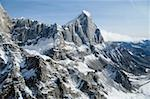 Jagged Peaks of the Denali National Park, Alaska Stock Photo - Premium Royalty-Freenull, Code: 618-01410744