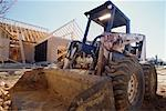 Large backhoe on construction site Stock Photo - Premium Royalty-Free, Artist: Cusp and Flirt, Code: 618-01420088