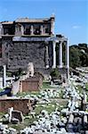 Italy, Latium, Rome, Roman Forum Stock Photo - Premium Royalty-Free, Artist: Graham French, Code: 618-01427146
