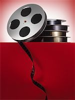 film strip - Film Reels    Stock Photo - Premium Rights-Managednull, Code: 700-01429064