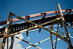 Close-up of Roller-coaster    Stock Photo - Premium Rights-Managed, Artist: oliv, Code: 700-01463956