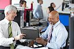 Business People in Office    Stock Photo - Premium Rights-Managed, Artist: Masterfile, Code: 700-01464239
