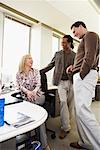 Business People Chatting    Stock Photo - Premium Rights-Managed, Artist: Artiga Photo, Code: 700-01464553