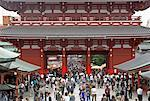 Sanja Matsuri, Senso-ji, Tokyo, Japan    Stock Photo - Premium Rights-Managed, Artist: Peter Christopher, Code: 700-01494251