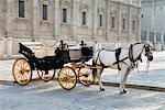 Horse-Drawn Carriage, Seville, Spain    Stock Photo - Premium Rights-Managed, Artist: Siephoto, Code: 700-01519300