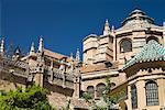 Cathedral in Granada, Spain    Stock Photo - Premium Rights-Managed, Artist: Siephoto, Code: 700-01519337