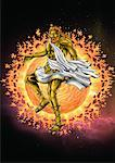 The god Hephaistos Stock Photo - Premium Royalty-Free, Artist: Westend61, Code: 645-01538116