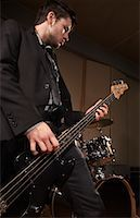 Man Playing Guitar    Stock Photo - Premium Royalty-Freenull, Code: 600-01540842