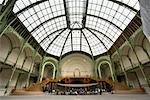 Interior of the Grand Palais, Paris, France    Stock Photo - Premium Rights-Managed, Artist: Graham French, Code: 700-01541045