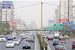 China, Beijing, traffic