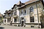Romania, Muntenia, Bucharest, house in the old city Stock Photo - Premium Royalty-Freenull, Code: 610-01578626
