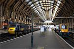 King's Cross Station, London, England    Stock Photo - Premium Rights-Managed, Artist: Graham French, Code: 700-01579338