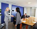 Businesspeople in Boardroom    Stock Photo - Premium Rights-Managed, Artist: Artiga Photo, Code: 700-01582271