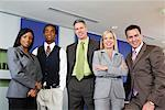 Portrait of Businesspeople    Stock Photo - Premium Rights-Managed, Artist: Artiga Photo, Code: 700-01582274