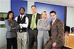 Portrait of Businesspeople    Stock Photo - Premium Rights-Managed, Artist: Artiga Photo, Code: 700-01582275