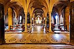 Crypt, San Miniato al Monte, Florence, Italy    Stock Photo - Premium Royalty-Free, Artist: Jeremy Woodhouse, Code: 600-01582300